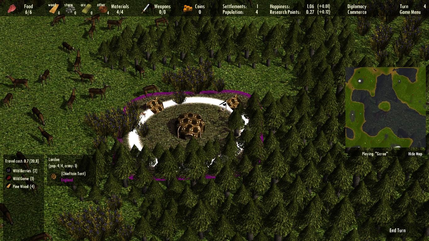 Large screenshot 1 (Encampment)