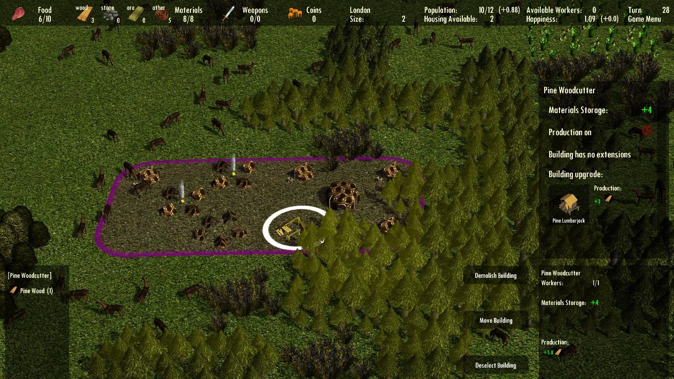 Large screenshot 4 (Pine Woodcutter)