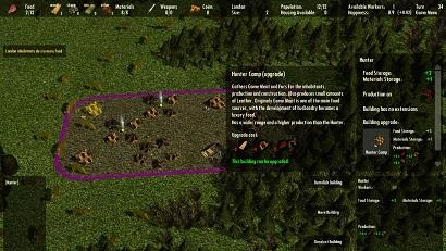 Screenshot 6 (Hunter Upgrade)