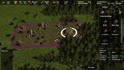 Screenshot 8 (Chieftain Tent)