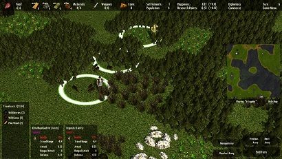 Screenshot 9 (Army Movement)