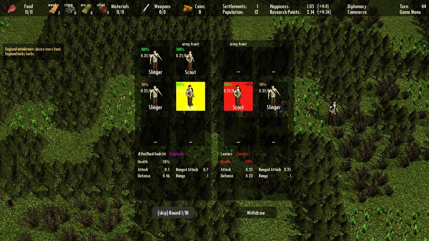 Large screenshot 10 (Army Combat)
