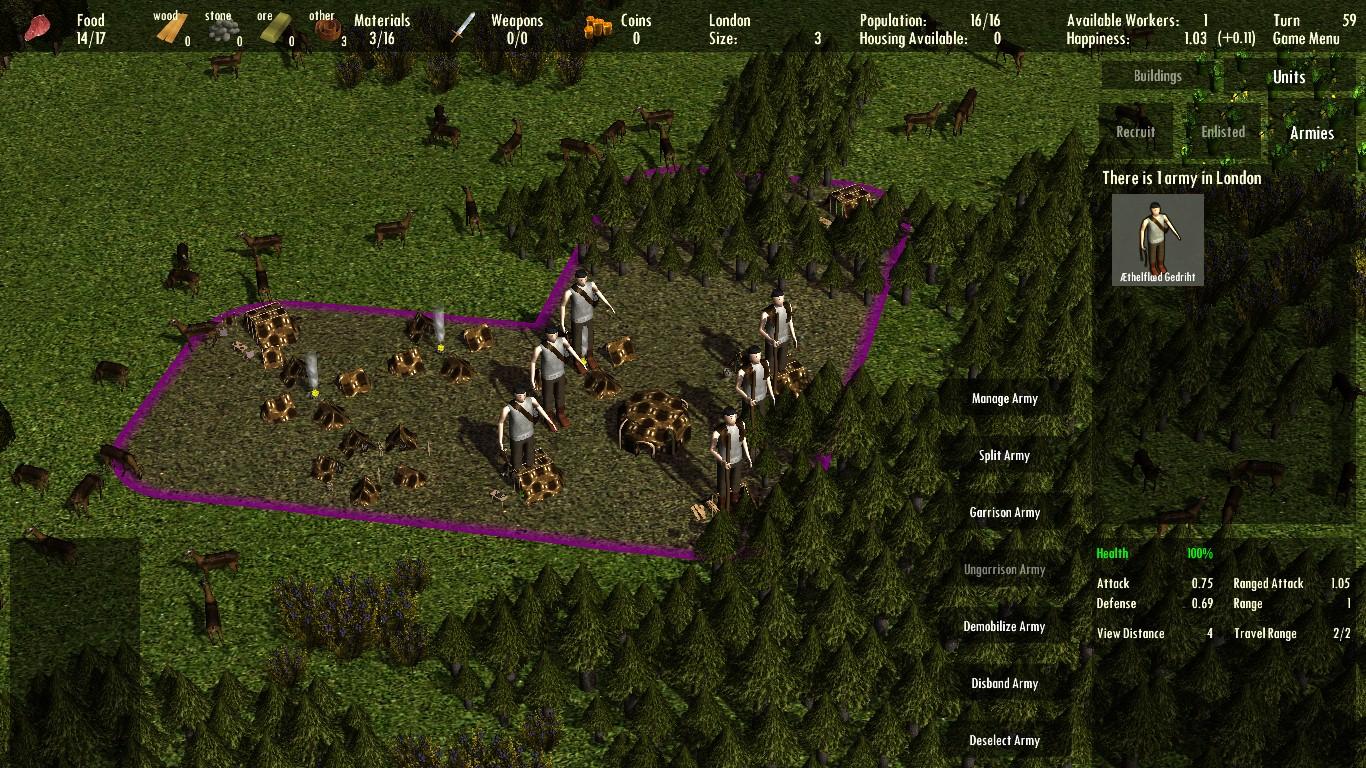 Large screenshot 11 (Army)