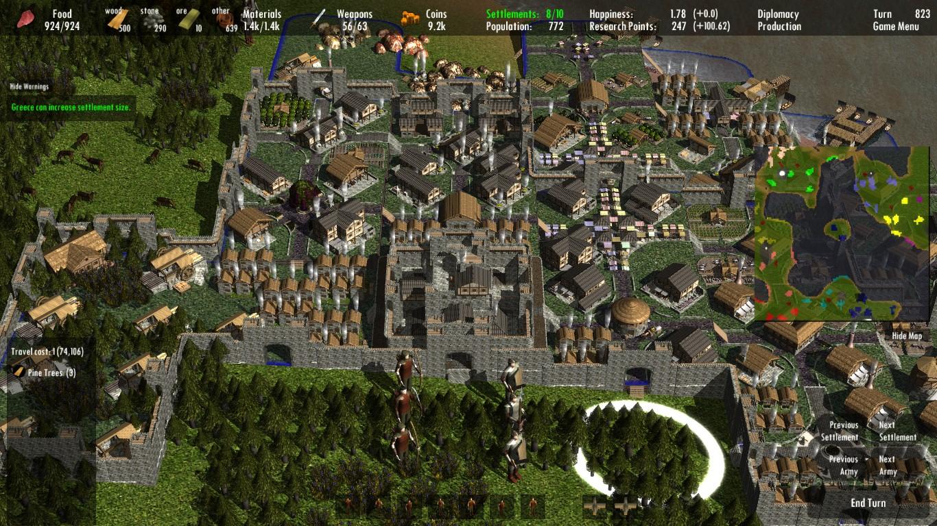Large screenshot 12 (Castle)