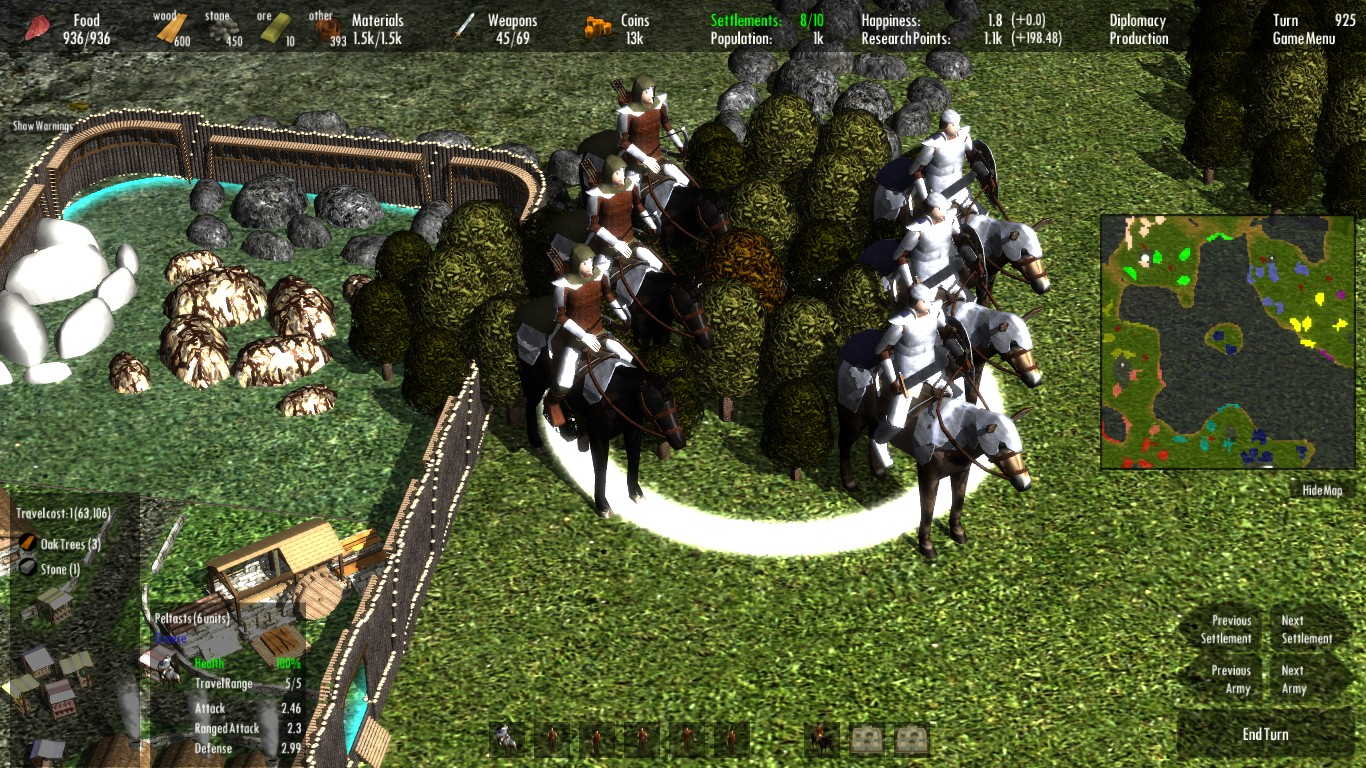 Large screenshot 13 (Cavalry Army)